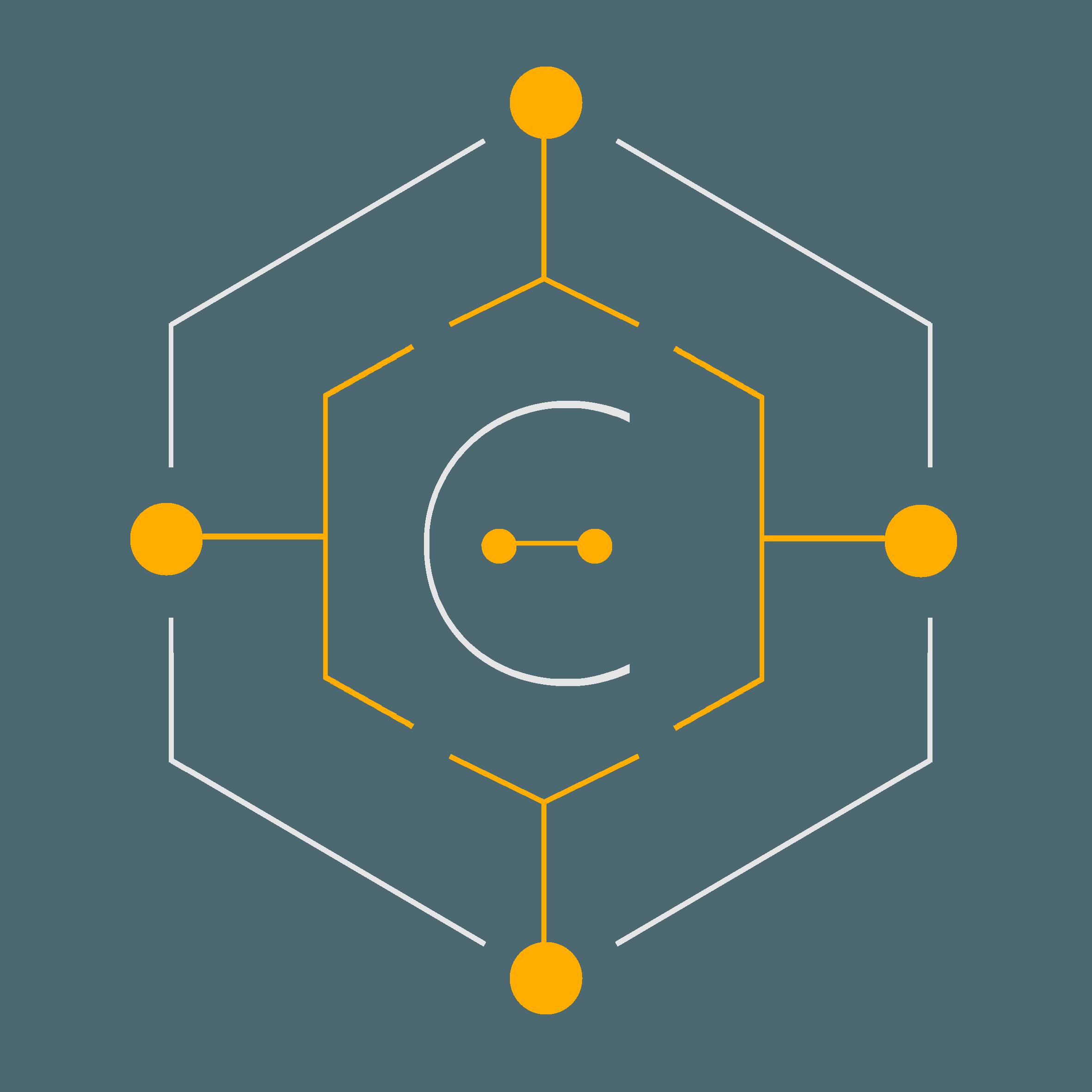 connect logo branco